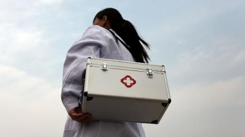 """全国基层医生培训中心落户市五医院,为基层医疗健康服务""""造血"""""""