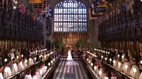 """英国王子大婚,皇室婚礼有没有满足你的""""王子公主梦""""?"""