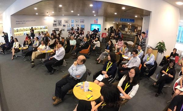 上海科技节邀请市民走进罗氏开启生