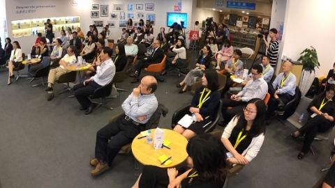 上海科技节邀请市民走进罗氏  开启生物技术探索之旅