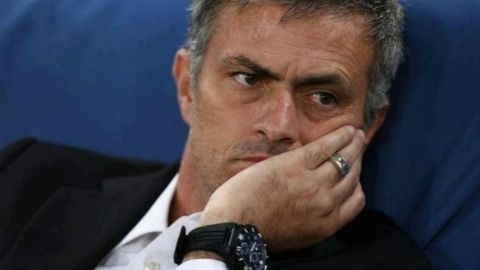 0比1不敌切尔西:曼联四大皆空 穆帅生涯最惨