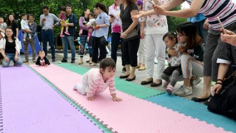 普陀区举行大型亲子欢乐嘉年华活动
