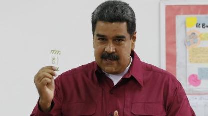 委内瑞拉总统现任总统马杜罗当选下届总统