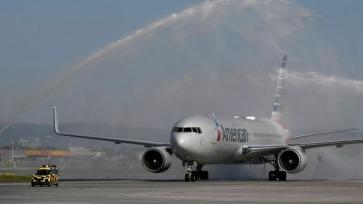 布达佩斯机场客流量增长明显 今年有望达到1500万人次