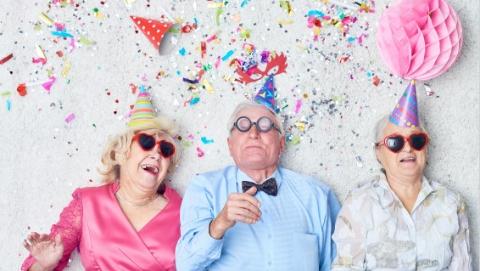 俄人均寿命达72.6岁 最年长者今年128岁