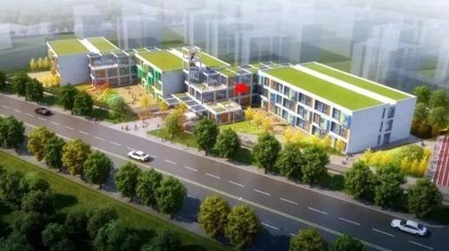 """徐汇新建一座全区""""最大""""学校!今年招生,周围环境超好"""
