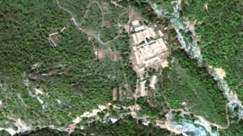 朝鲜核试验场拆除倒计时:最早可能今天拆除