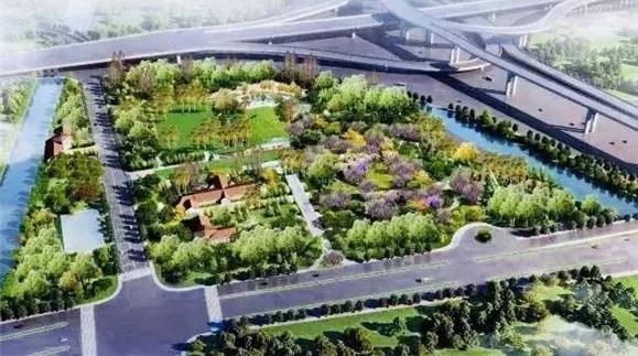 总建筑面积41000平米!西郊体育公园年底将竣工!