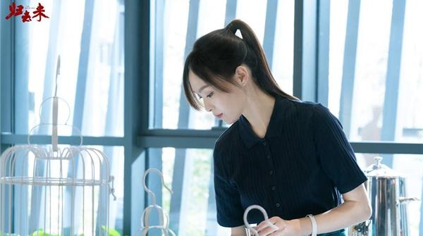 《归去来》持续热播,唐嫣如何看待自己所饰演的萧清?