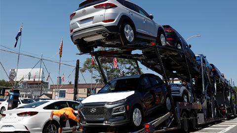 美国拟对进口汽车加征关税