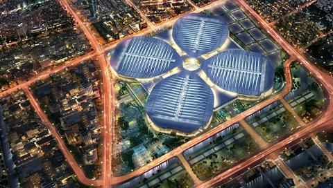 上海商务委:超1300家企业已签约参加中国国际进口博览会