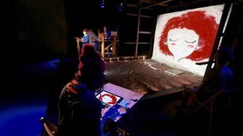 大宁国际第二届环球儿童艺术节开幕