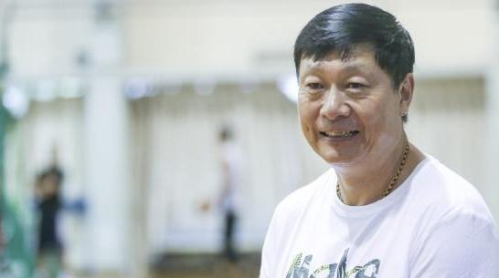 李秋平谈兼任大鲨鱼总教练主教练 肩负使命愿为后人提供一片绿荫