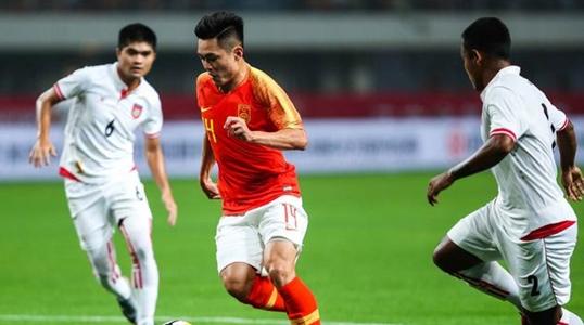 面对弱旅缅甸进攻效率低下只赢一球 里皮改造国足 任重道远