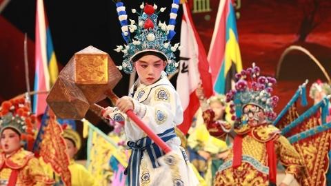 让教育生根在最好的文化土壤里——宋庆龄学校第八届国际艺术节举行