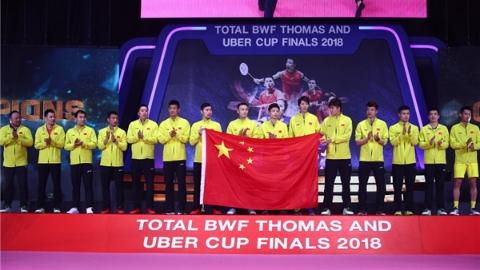 东京奥运会中国羽毛球队更难了:男单优势不再,女队全面滑坡!