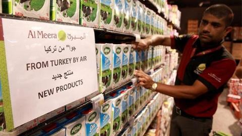 卡塔尔禁止进口沙特等四国产品   化解断交危机更加遥遥无期