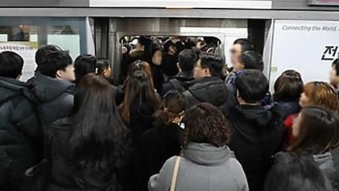 四海城事 | 韩国首尔市民上下班平均花费一个半小时