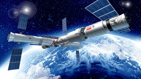 国际观察|中国空间站向世界发邀请:一起飞得更高