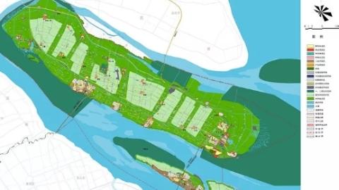 崇明2035总规获批:建设成为具有全球引领示范作用的世界级生态岛