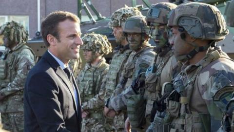 法国参院通过新法案增加军费
