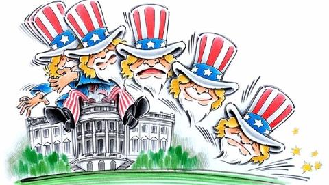 独家述评|出尔反尔,美国将日益孤立