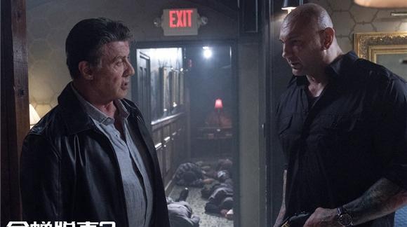 时隔五年《金蝉脱壳2》回归银幕 史泰龙率群雄玩越狱