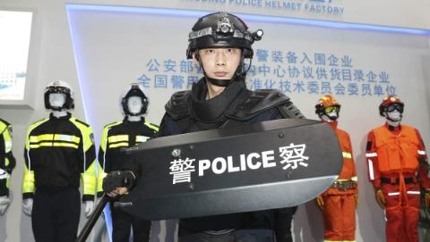 智能护航:中国警展一线直击