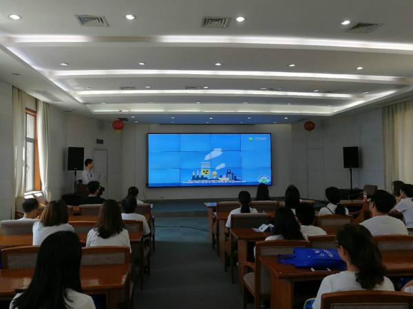 """上海辐射环境监督站开展辐射科普体验:谈""""辐""""色变大可不必"""