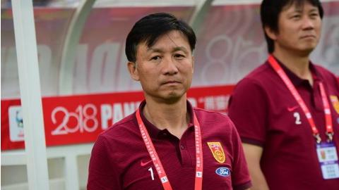 "U19国青熊猫杯夺冠后载誉而归 ""金牌教练""欲完美""炼金术"""