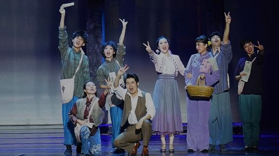 《国之当歌》7年演百场,主旋律音乐剧如何吸引观众?