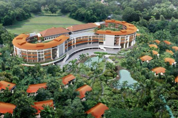 """""""特金会""""地点选定新加坡圣淘沙岛"""