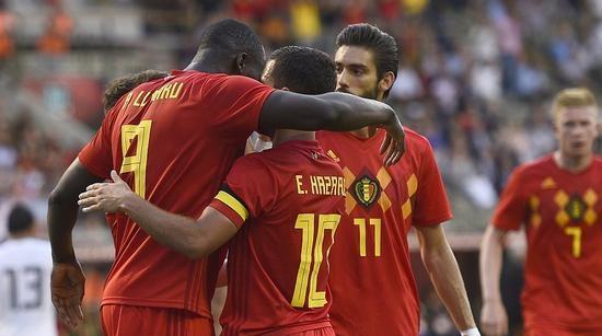 缺少萨拉赫就不堪一击!埃及队0比3大败于比利时队