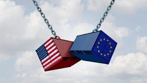 欧盟准备7月初起对美征收报复性关税