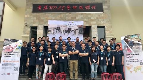 上海引进灾难生命支持全球领先课程 首批16个区应急人员集训