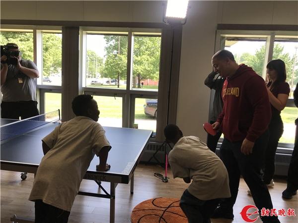 前,社区竟然下体育?NBA关怀行动对中国骑士的改装赛马吧图片