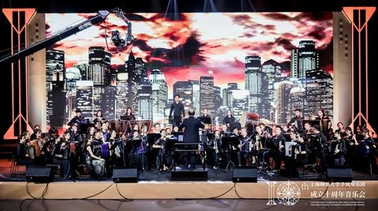 从小众到多元 回顾上师大手风琴乐团的10年音乐路