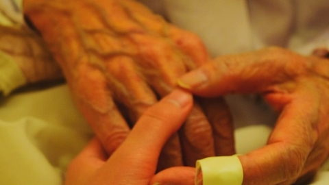 """""""向阳小屋""""安宁疗护志愿服务项目启动:让生命谢幕也有尊严"""