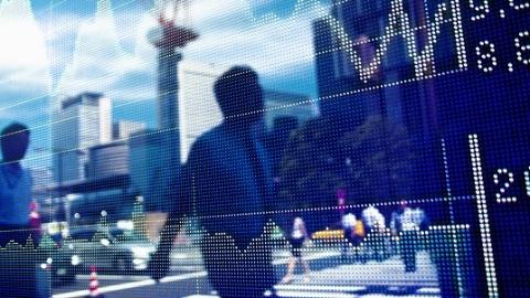 财经早班车 取消中资银行和金融资产管理公司外资持股比例限制