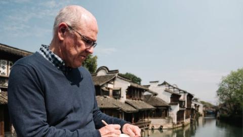 生活在上海 | 美国动画导演上海生活十天寻灵感