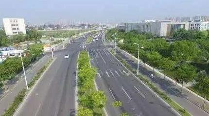 闵行市民请注意,浦星公路跨芦恒路节点将改造