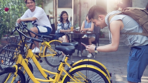 共享单车离盈利还有多远?广告市场成为行业玩家分食的第一块蛋糕
