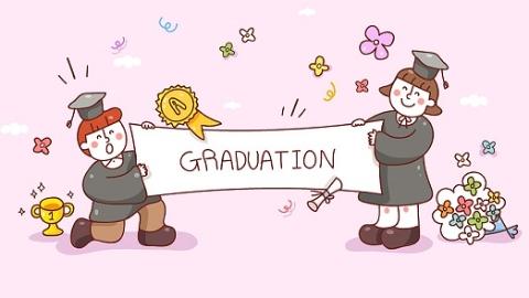 毕业季泪奔 !你不在了,爸爸妈妈替你参加毕业典礼