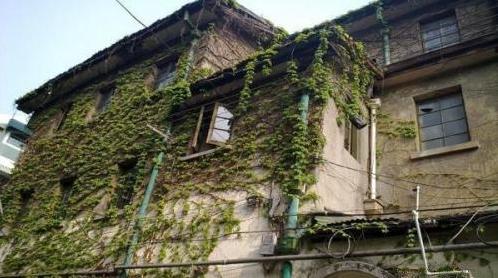 上海西区新村拼图