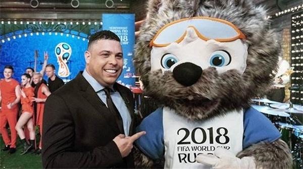 """俄罗斯世界杯开幕式玩创意:有大罗献唱,还有""""来自星星的你"""""""