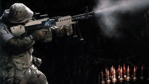 """美国陆战队步兵班要""""大变脸"""""""