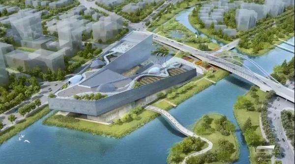 张江科学会堂设计方案公示啦,占地近4万平方米