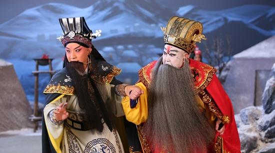 远山如黛 悲从中来——评3D全景声京剧电影《曹操与杨修》