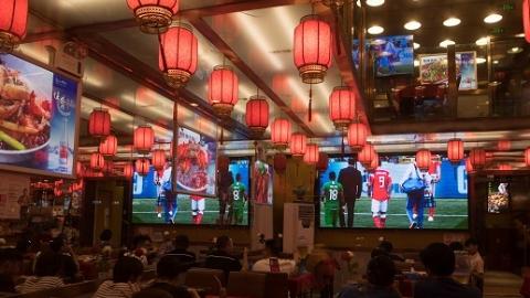 享受激情世界杯 远离急性心脑血管疾病