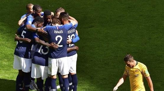 法国队已算不上夺冠热门